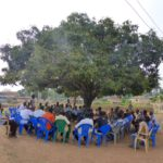 Ghana community meeting