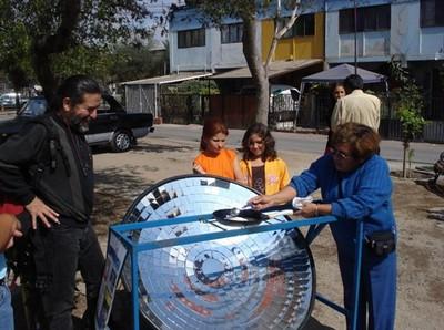 28_Cocinando con energía solar en Villa Cuatro Álamos
