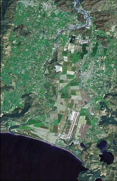 satellitephotodalaman