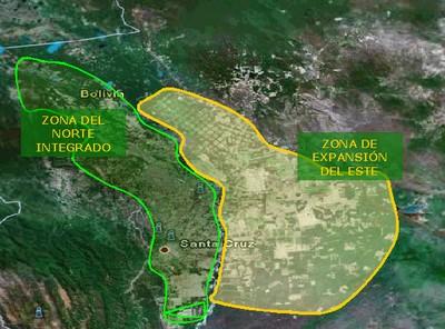 Santa Cruz Region