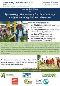 Flyer side event AGROECO_2dec