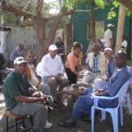 Visite des membres de GCOZA Mali à GCOZA Ethiopie