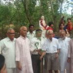 Youth camp at Gandhivan